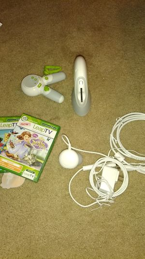 Leap frog gaming console for Sale in Overland Park, KS
