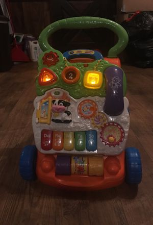 Fully Functional Vtech Sit-n-Stand Learning Walker for Sale in Greenville, MS