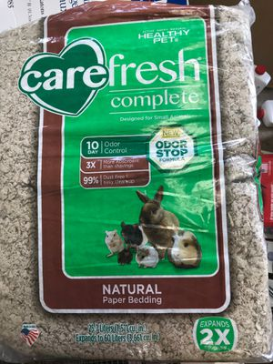 Carefresh Pet bedding for Sale in Waterbury, CT