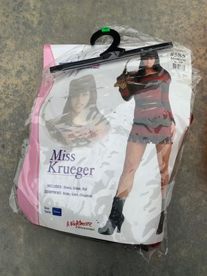 Halloween Costume (Miss Krueger) for Sale in Midway City, CA
