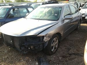 2007 Hyundai Azera (FOR PARTS ONLY) for Sale in Balch Springs, TX