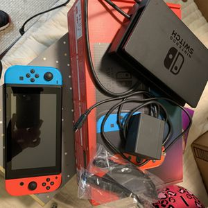 Nintendo Switch Bundle for Sale in Union City, CA