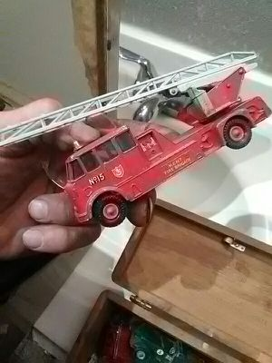 Merryweather fire engine king size # 15 for Sale in San Diego, CA