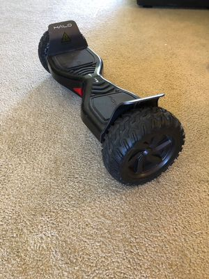 Great Christmas gift..... HALO ROVER HOVERBOARD for Sale in NO HUNTINGDON, PA