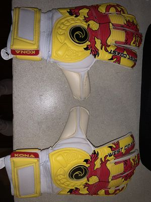 West coast goalkeeping glove size 10 for Sale in Dallas, TX