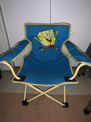 Kids spongebob chair for Sale in Chicago, IL