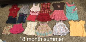 18 month Girls Clothing for Sale in Arvada, CO