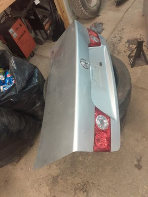 2005 acura tsx complete trunk lid..have more parts for Sale in Newington, CT