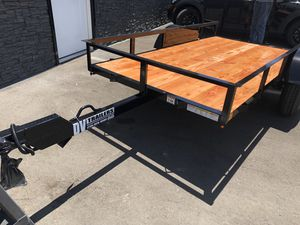 4'x8' Utility Trailer for Sale in Stanton, CA
