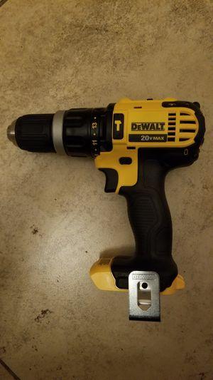 New Dewalt 20-Volt MAX Lithium-Ion 1/2 in. Hammer Drill (DCD785) for Sale in Hemet, CA