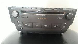 Lexus is 250/350 oem stereo cd changer for Sale in Phoenix, AZ