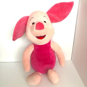 """Preowned Jumbo 24"""" Squeeze-able Piglet Winnie the Pooh for Sale in Aloma, FL"""