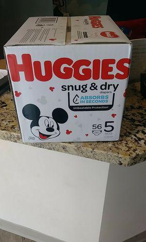 Huggie size 5 for Sale in Souderton, PA