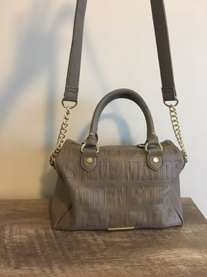 Steve Madden Tote Bag/Purse In Taupe for Sale in Lehi, UT