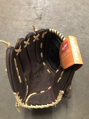 "Rawlings RBG36BC 12.5"" Baseball Glove Left Handed Thrower New w/ Tag Lefty for Sale in Cleveland, OH"