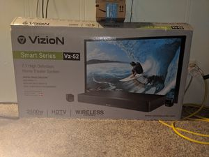 Vizion soundbar with surround sound for Sale in Red Bluff, CA