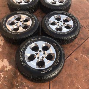Jeep Wheels for Sale in Littleton, CO