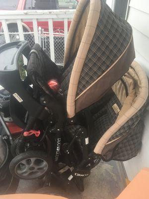 Graco double stroller for Sale in Cambridge, MA