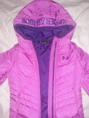 Under Armor girls 4T coat for Sale in Schaumburg, IL