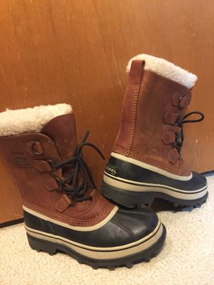 Sorel Caribou Boots Women 8 - Like New - Winter/Snow for Sale in Portland, OR