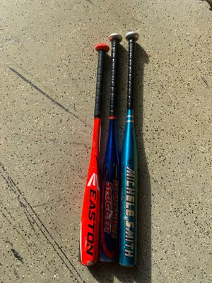 Assorted Baseball/ Softball bats for Sale in Lake Worth, FL