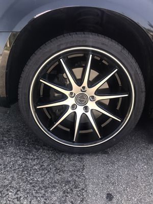 20 inch New Rims & Tires for Sale in Carson, CA
