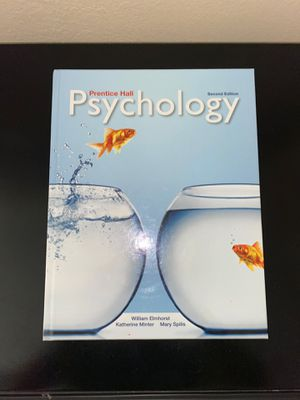 Psychology Textbook for Sale in Miami, FL