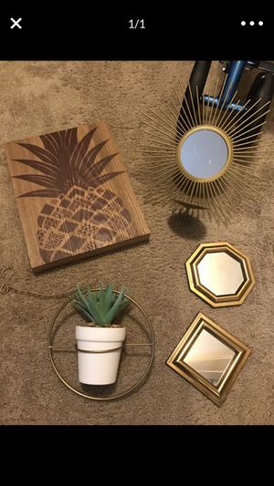 Boho Home Decor items $20 for everything! for Sale in Alafaya, FL