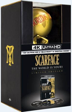 Scarface 4k Limited Edition for Sale in Commerce, CA