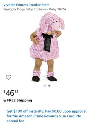 Little Piggy Costume for Sale in City of Industry, CA