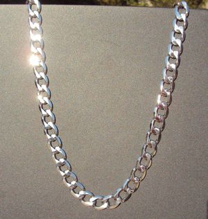14K White Gold Filled Chain Necklace. for Sale in MONTGOMRY VLG, MD