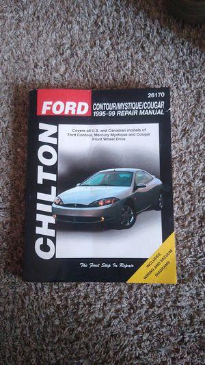 Chilton Repair Manual for Sale in Edna, TX