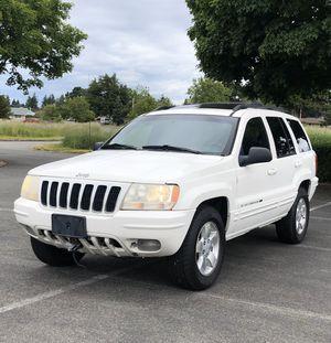 2001 Jeep GrandCherokee for Sale in Tacoma, WA