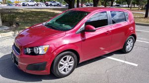 2016 Chevy Sonic LT 40 MPG for Sale in Live Oak, TX