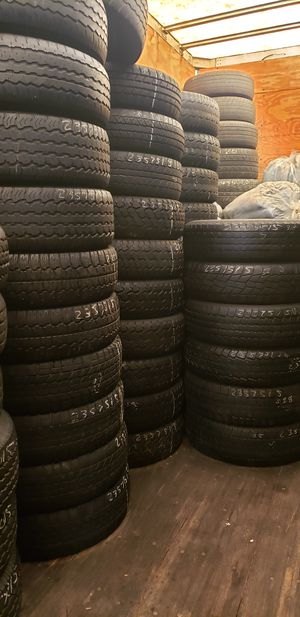 Used tires $25 and up for Sale in Orlando, FL
