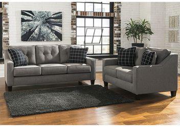 Gray Sofa & Loveseat for Sale in Irving,  TX