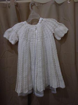 Girl baptism dress for Sale in Winder, GA