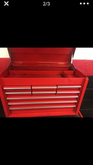 Snap on chest and roll box for Sale in Fresno, CA