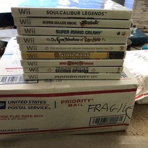 Wii games / see price for Sale in West Melbourne, FL
