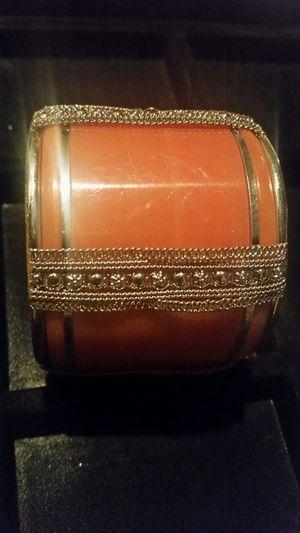 Beautiful Orange Clasp Bracelet $8 for Sale in Philadelphia, PA