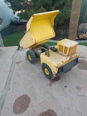 Tonka toy dump truck for Sale in Oroville, CA