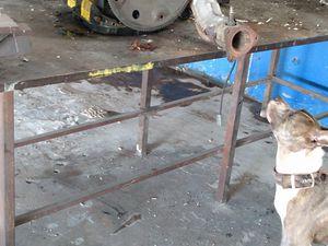 Heavy Duty steel table for Sale in Boca Raton, FL