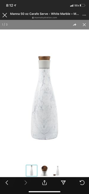Carafe-holds 2 whole wine bottles!!! for Sale in Sierra Madre, CA