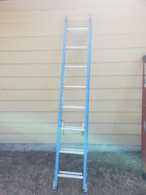 Werner 16ft extension ladder for Sale in Lakewood, WA