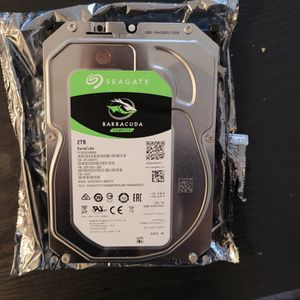 2TB Hdd for Sale in Bethesda, MD