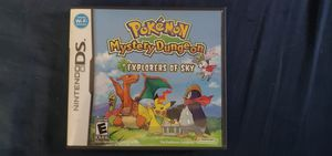 Pokemon Mystery Dungeon Explorers of the Sky for Sale in New Haven, CT