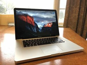 "MacBook Pro 15"" i7 Quad-core Fully Loaded 4 Music Recording/Film/Editing Videos and more!! One Stop Shop Mac. for Sale in Vernon, CA"