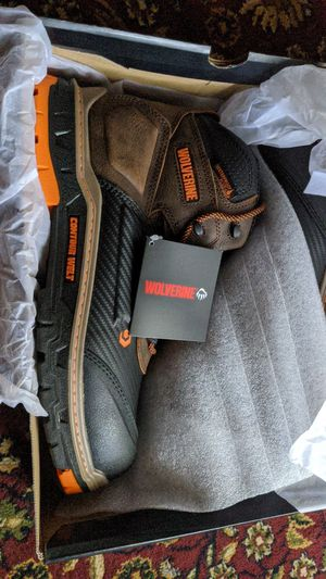 Wolverine Work Boots for Sale in Toms River, NJ