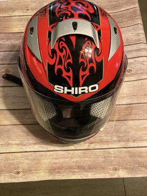 Pre owned motorcycle helmet for Sale in Columbus, OH