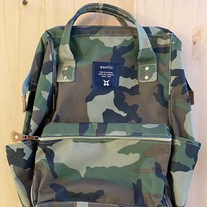 Anello Polyester Canvas Backpacks (Camouflage) for Sale in Glendora, CA